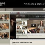 French Connection lance Youtique, 1ère boutique sur Youtube