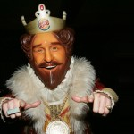 Nouvelle campagne Burger King : Don't go to bed before the King