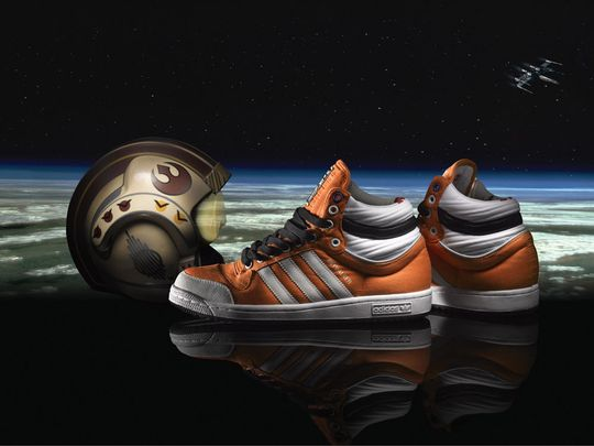 Adidas - Sneakers Star Wars - Luke Skywalker