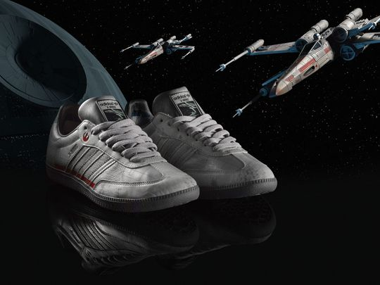 Adidas - Sneakers Star Wars - X-Wing