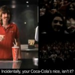 Le coca zero, un coca-cola normal ? Marketing alternatif dans un cinéma espagnol