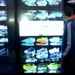 Adidas adiVerse, mur interactif pour choisir ses chaussures