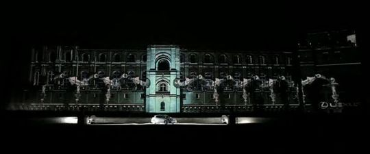 Projection 3d Pour Lexus Au Ch 226 Teau De St Germain En Laye